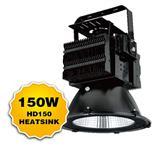 IP65 waterproof 150W LED flood lighting