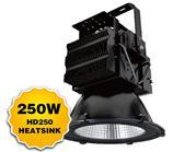 250W led flood light Osram 3030 LED Bell Lamp