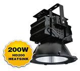 200W Osram high power LED flood lighting
